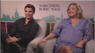 Pregnant Kate Hudson and Colin Egglesfield Talk Onscreen Chemistry