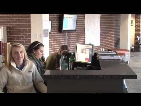 UNG-Dahlonega Spotlight: A Tour of the Suites with Katelyn