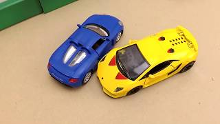 Video for kids with Street Races