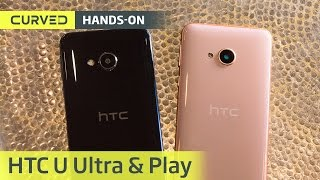HTC U Ultra und U Play im Test: das Hands-on | deutsch