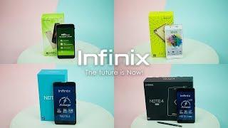 INFINIX 😎 Diseños inteligentes al alcance de tu bolsillo
