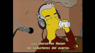 canciones simpson 14x18 homer ft david byrne everybody hates flanders 2 vose