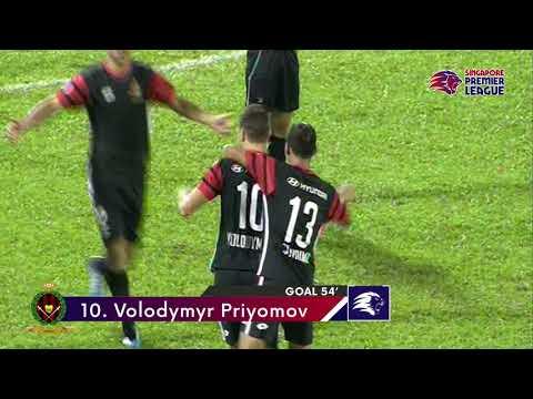 2018 Singapore Premier League: Brunei DPMM FC 4-1 Geylang International FC