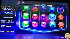 Online Casino Club Gems Gone Wild - Das Gewinnen geht weiter - 4 Stunden Teil 3