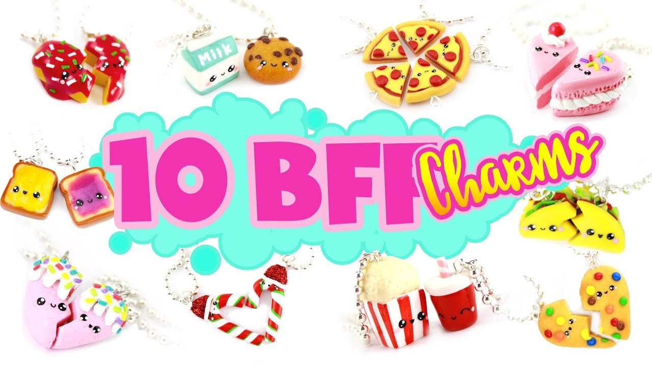 Food Bff Diy S Polymer Clay Compilation