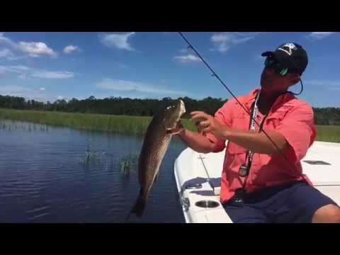 High Tide Reds With Capt. T.D. Lacoss