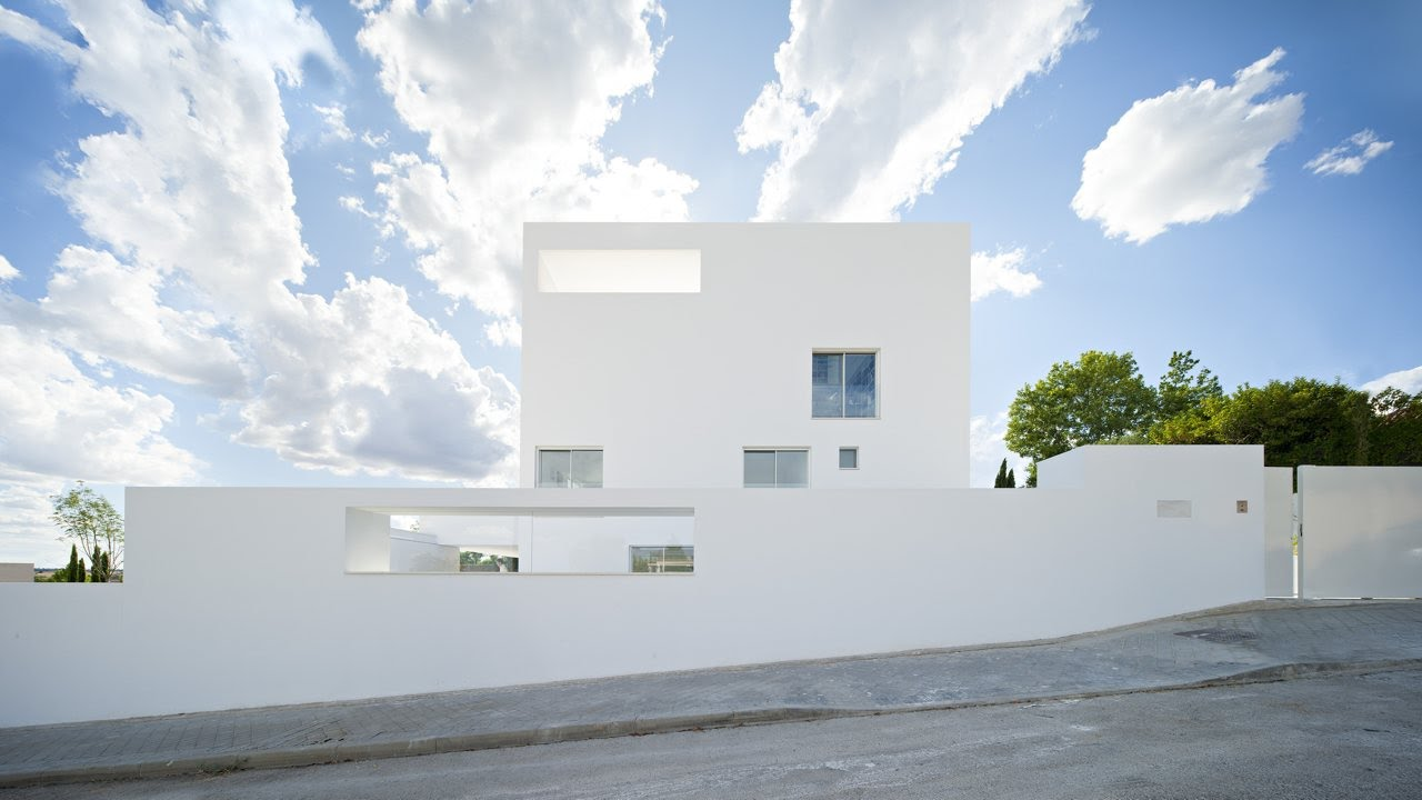 Cala house by alberto campo baeza youtube - Campo baeza obras ...