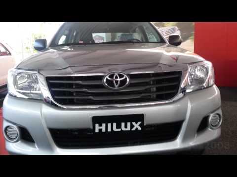 2015 Toyota Hilux Extreme 4x4 2015 al 2016 precio ficha tecnica