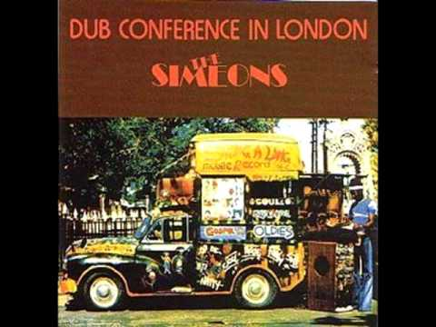 The Simeons - Dub Conference in London - Album