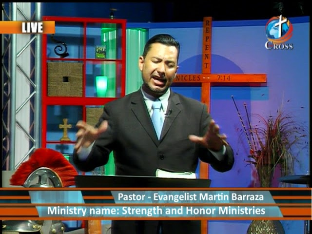 About My Father's Business Evangelist Martin Barraza 03-21-2018