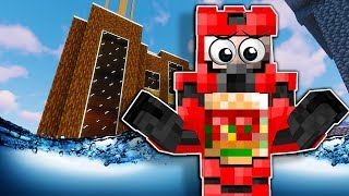 OB Made Me Homeless So We Pranked Him with a Landmine! - Minecraft Multiplayer Gameplay