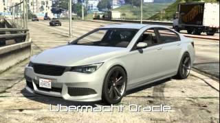 GTA V CARS VS REAL CARS