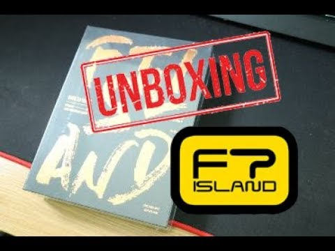 UNBOXING FT ISLAND - OVER 10 YEARS