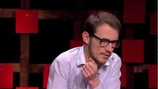 TEDxConcorde 2012 - Gilles Vervisch - La Diversité ? Au tableau !
