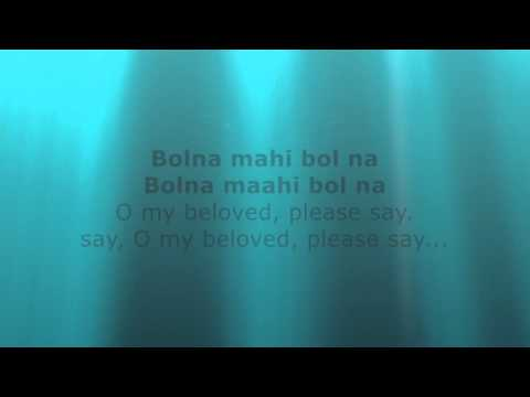 Bolna-Kapoor and Sons Lyrics with English Translation