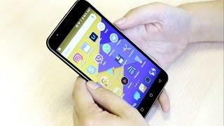 обзор смартфона Impress Orion c большим экраном