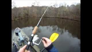 Rooster Tail spinners video