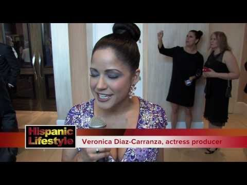 A visit with actress Veronica DiazCarranza