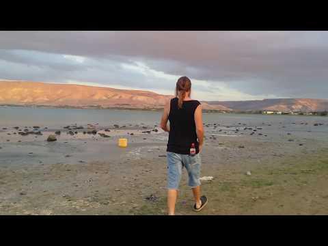 Sea of Galilee in Israel Oct 2017.