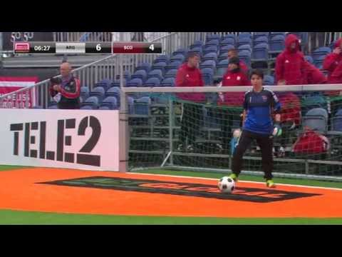 Full Match: Argentina vs. Scotland (Women's), Sept. 15