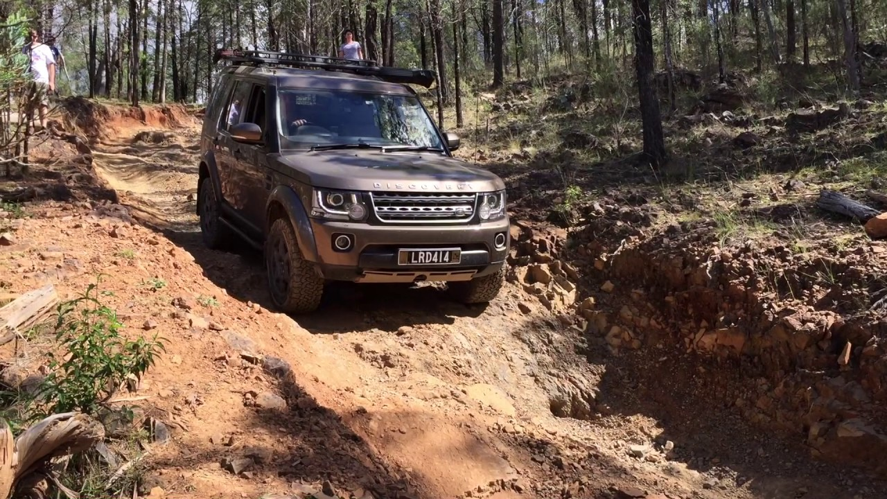 Land Rover Discovery 4 LR4 Offroad - Sundown National Park ...