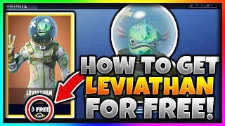 How To Get Leviathan Skin In Fortnite