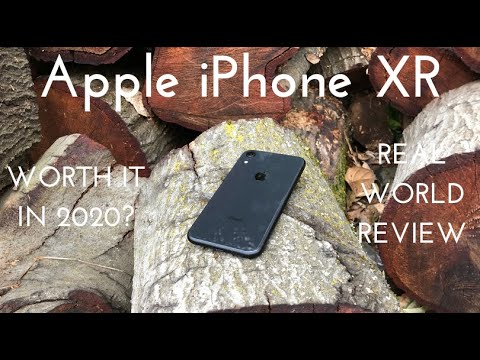 iPhone XR - Worth it in 2020? (Real World Review)