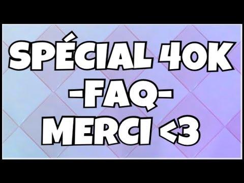 FAQ Pour Les 40K Abos: Streams À Venir? En Couple?