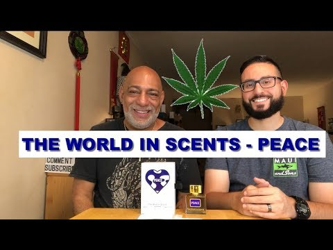Peace by The World In Scents REVIEW with Redolessence + GIVEAWAY (CLOSED)