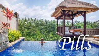 Viceroy Bali Review. Accommodations Deluxe Terrace Villa