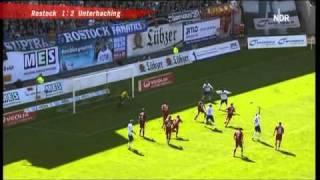 FC Hansa Rostock   vs.   Spvgg Unterhaching 7:2 (2010)