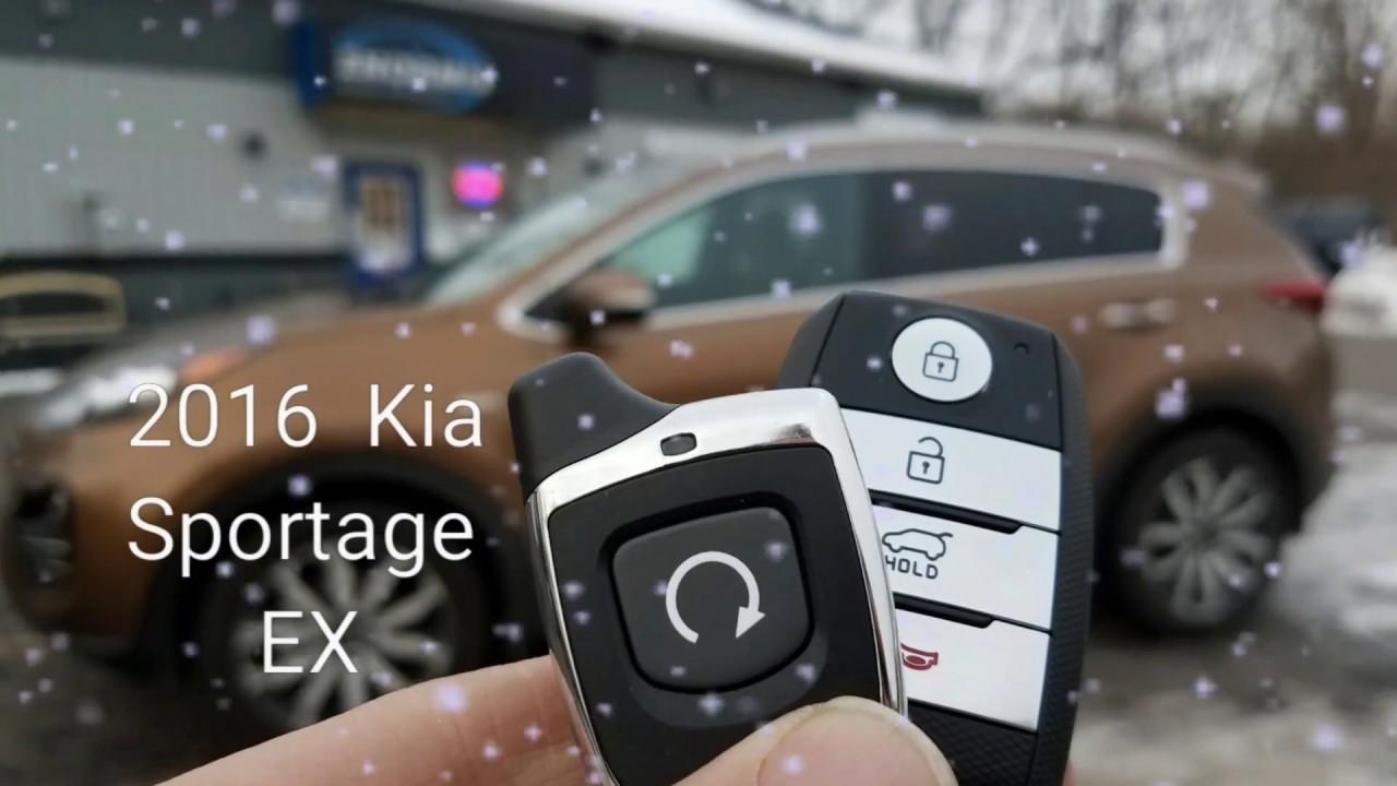 Kia Erie Pa >> 2016 2017 2018 2019 Kia Sportage 2 way remote car start ...