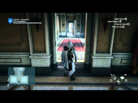 Assassin's Creed Unity palais du luxembourg