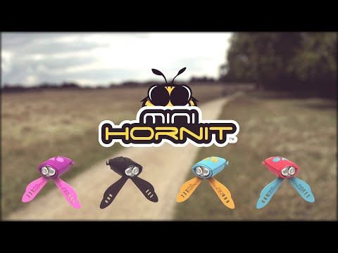 Mini Hornit - Lights & Sound FX for your Bike or Scooter!