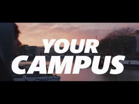 Your City, Your Campus - City Campus at UWE Bristol