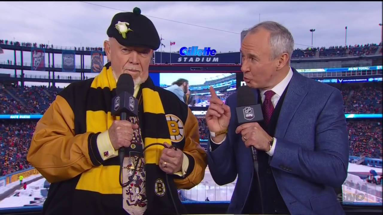 Image result for don cherry winter classic