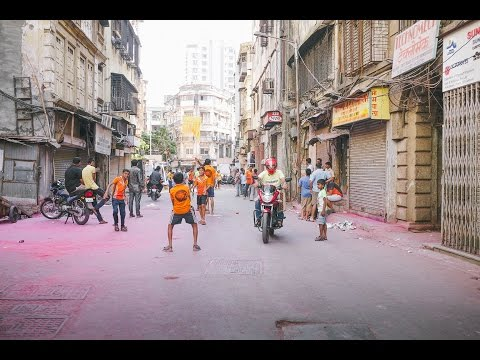 Travelling India, Mumbai (Bombay) Cheaplife Minute #2. Backpacking India