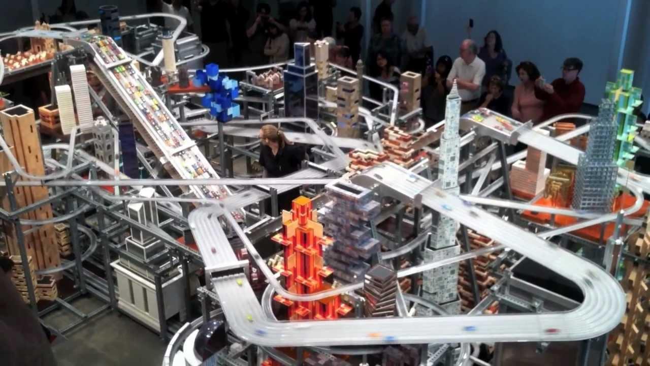 Worlds Largest Hot Wheels Car Track - YouTube