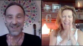 "Interview Michael WhiteFeather by Gervais Wright ""Share Your Light Sunday 7 7 2019"