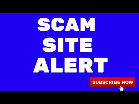 BITCOIN SCAM | SITE WILL CLOSE ON NOVEMBER 10, 2017