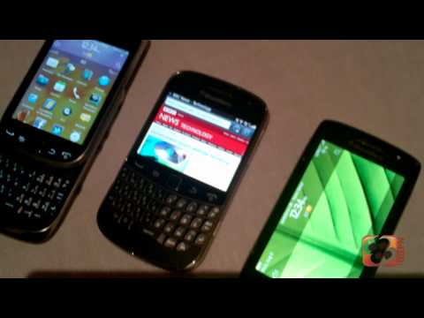 Full Walk-Through of BlackBerry Torch 9860, Bold 9900, and Torch2 9810