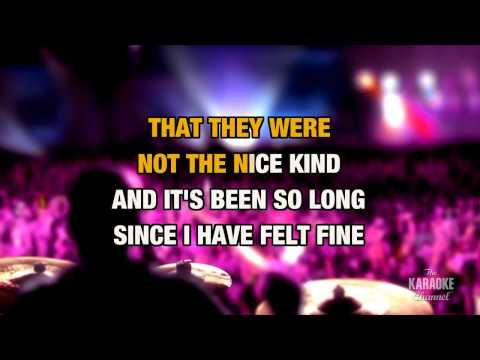 New York's Not My Home in the style of Jim Croce | Karaoke with Lyrics