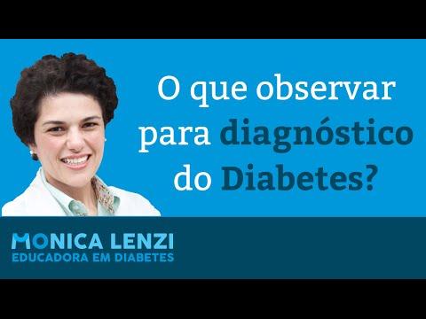 Os 3 Parâmetros para Diagnóstico do Diabetes