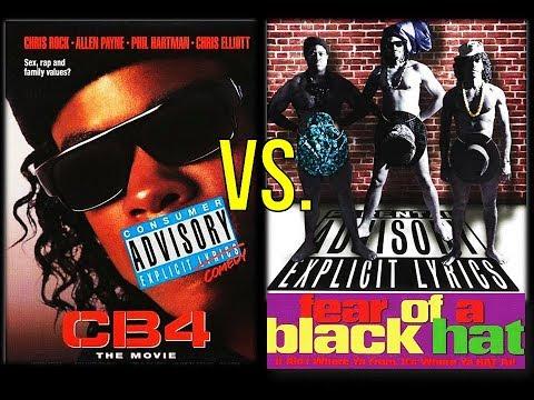 CB4 (1993) vs. Fear of a Black Hat (1994) - comparison