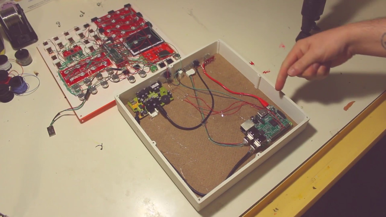 This DIY Synthesizer and Drum Machine Is Remarkable – ADSR