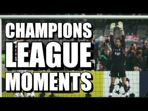 7 Greatest Champions League Moments