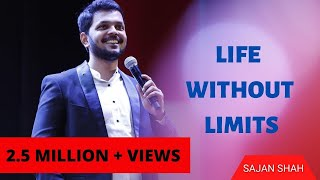 MOST POWERFUL Motivational Video in HINDI - Life Without Limits FULL Session - By Sajan Shah