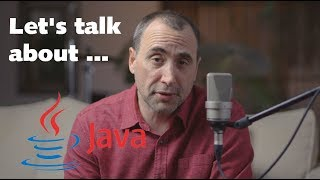 Java: hard to learn, easy to write ... but slow to code with!
