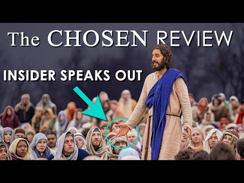 """What You Need to Know About """"The Chosen"""" Jesus Series (Insid"""