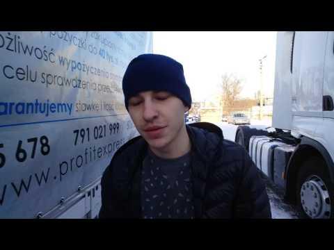 #1 Начало. Vlog о жизни и работе 21-летнего белоруса в Польше. О жизни молодого водителя.